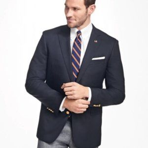 Brooks Brothers Regent Fit Double Button Blazer